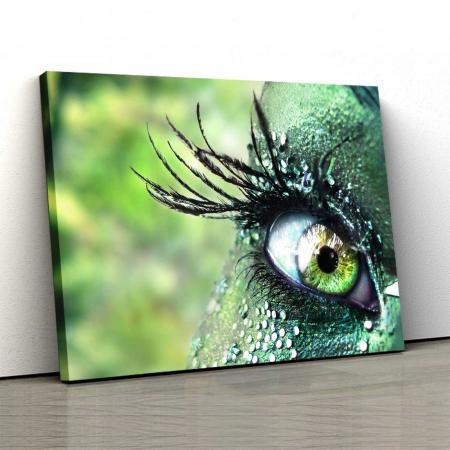 Tablou Canvas - Green Eyes [0]