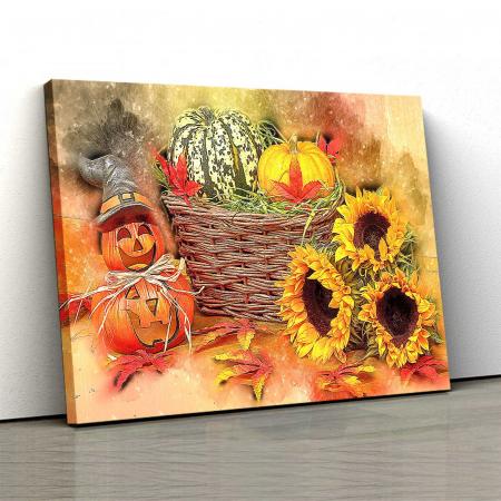Tablou Canvas - Halloween0