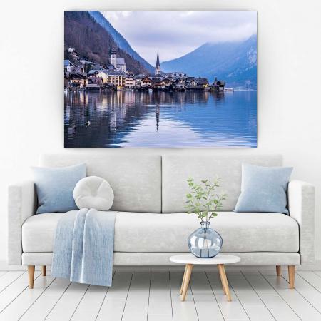 Tablou Canvas - Hallstatt Austria1