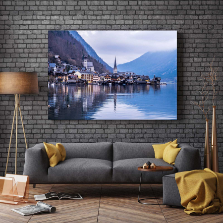 Tablou Canvas - Hallstatt Austria2
