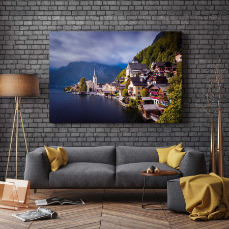Tablou Canvas - Hallstatt Austria 2 [2]