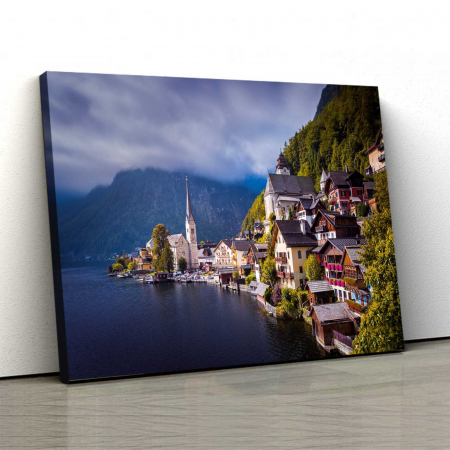 Tablou Canvas - Hallstatt Austria 2 [0]