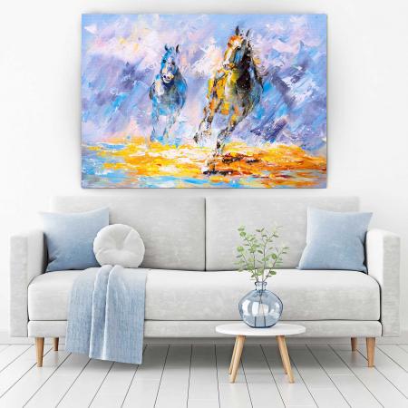 Tablou Canvas - Horse1