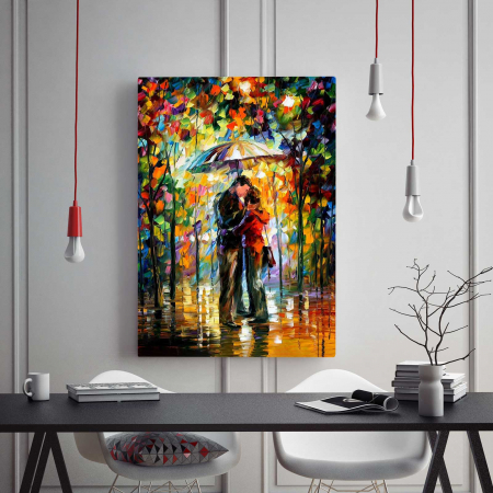 Tablou-canvas-picturi-hug-lovers [1]