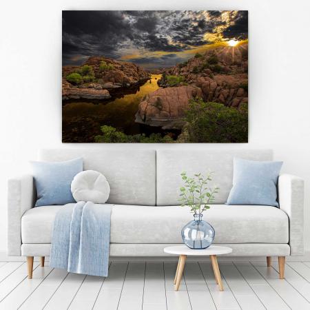Tablou Canvas - Iubesc Natura1