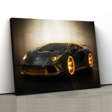 Tablou Canvas - Lamborghini [0]