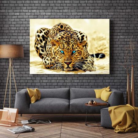 Tablou Canvas - Leopard [2]