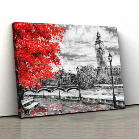 Tablou Canvas - Londra [0]