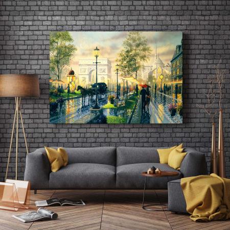 Tablou Canvas - Micul Paris [2]