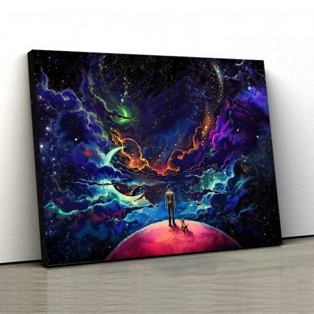 Tablou Canvas - My best friend [0]