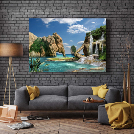 Tablou Canvas - Natural Park2