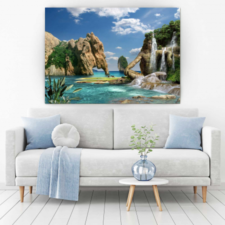 Tablou Canvas - Natural Park1