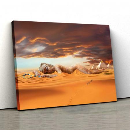 Tablou Canvas - Nefertiti [0]