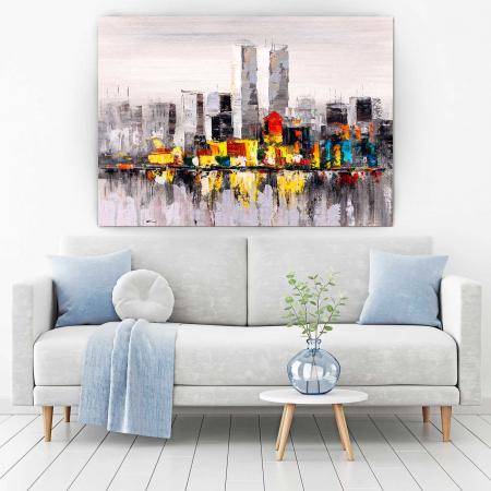 Tablou Canvas - New York Skyline [1]
