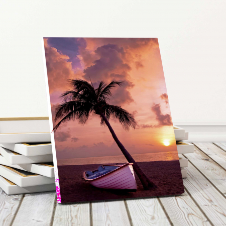 Tablou Canvas - Palm0