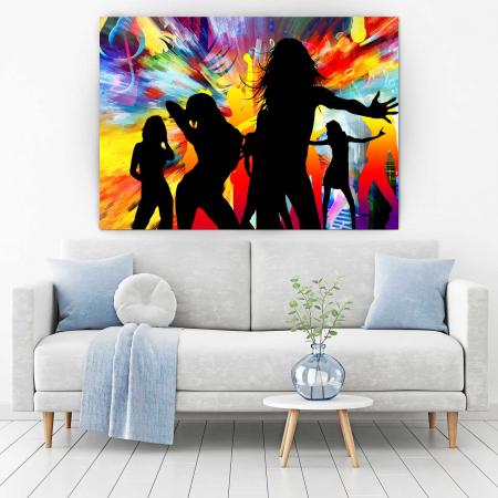 Tablou Canvas - Party People [1]