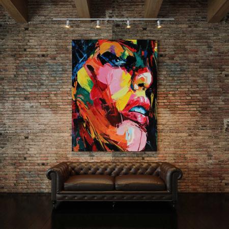 Tablou Canvas - Pictura Abstractă2