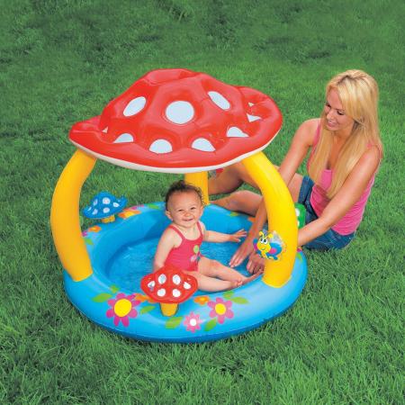 Piscina gonflabila Bella, pentru copii, 102 x 89 cm [1]