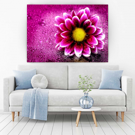 Tablou Canvas - Purlple Flower [1]
