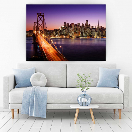 Tablou Canvas - San Francisco1