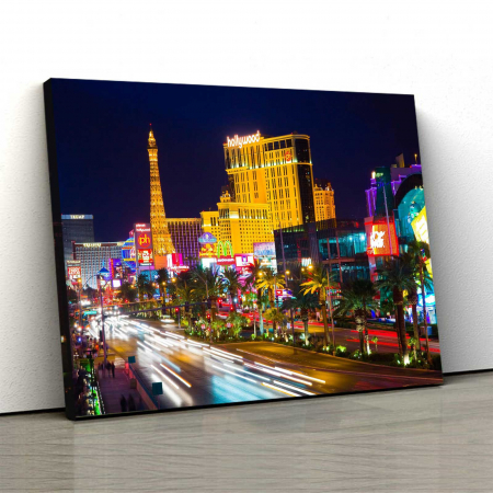 Tablou Canvas - Shine, Las Vegas [0]