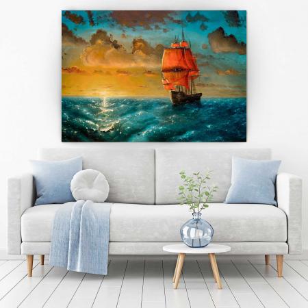 Tablou Canvas - Ship1