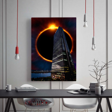 Tablou Canvas - Skyline1