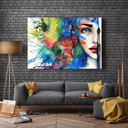 Tablou Canvas - Splash [2]