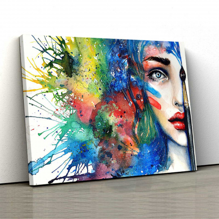 Tablou Canvas - Splash [0]