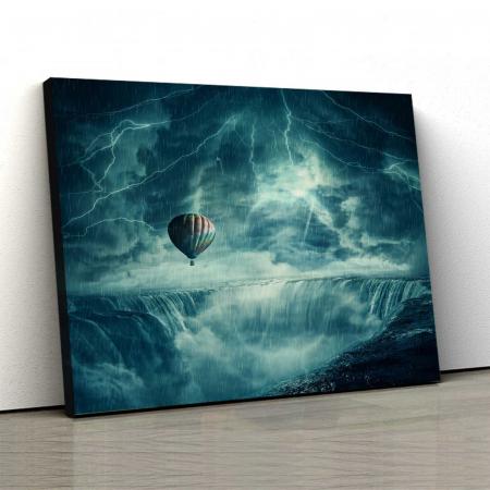 Tablou Canvas - Storm0