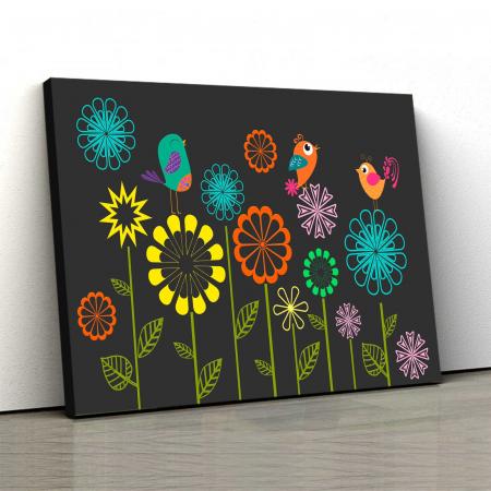 Tablou Canvas - Sweet Flowers [0]