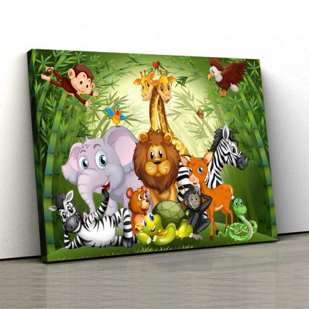 Tablou Canvas Copii - Party0
