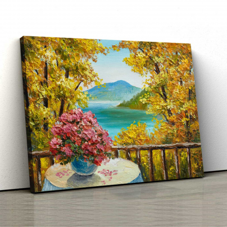 Tablou Canvas - Love For Sea0