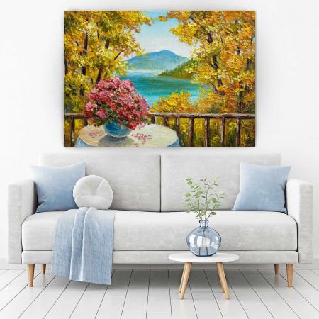 Tablou Canvas - Love For Sea1
