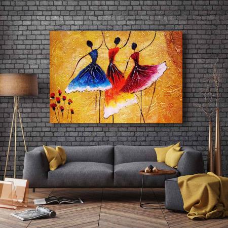 Tablou Canvas - Spanish Dance [1]