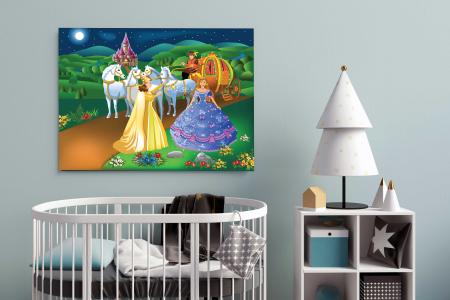 Tablou Canvas Copii - Cenusareasa1