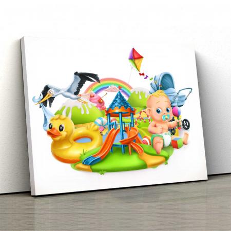 Tablou Canvas Copii - Toys [0]