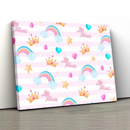 Tablouri Canvas Copii - Little Princess0