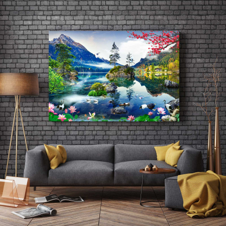 Tablou Canvas - Wonderfull Nature2