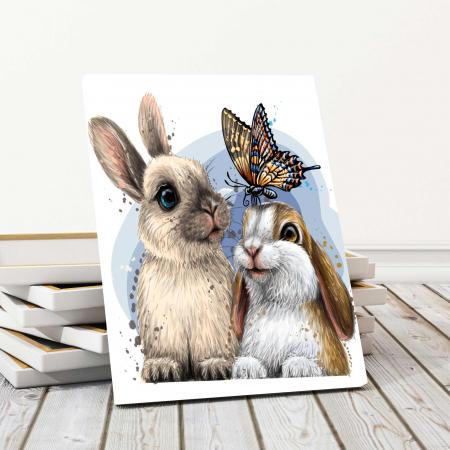 Tablou Canvas Copii - Bunny [0]