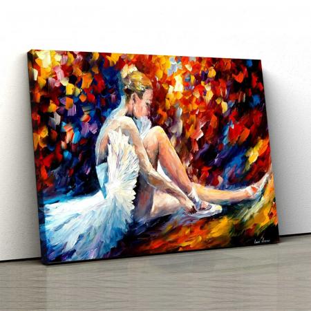 Tablou Canvas - Tanara Balerina0