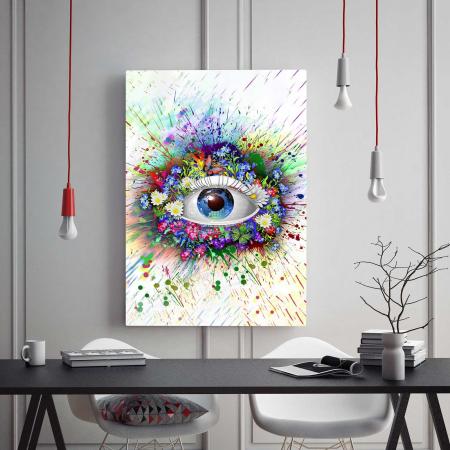 Tablou Canvas - The Eye [1]