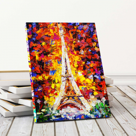 Tablou Canvas - Tower Eiffel [0]