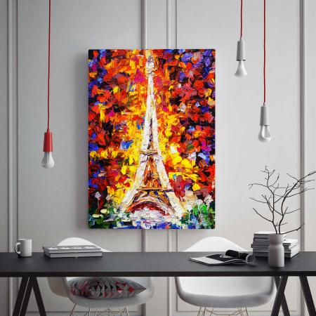 Tablou Canvas - Tower Eiffel [1]