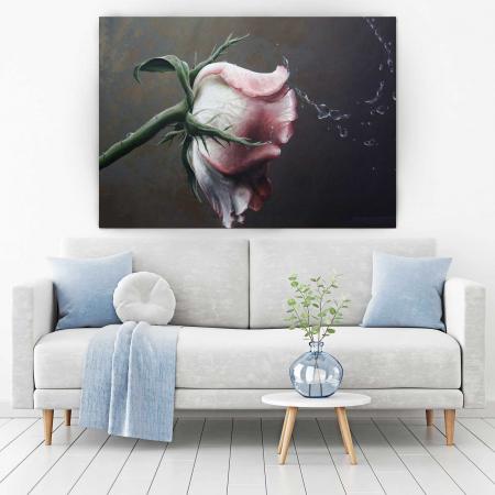 Tablou Canvas - Trandafir1