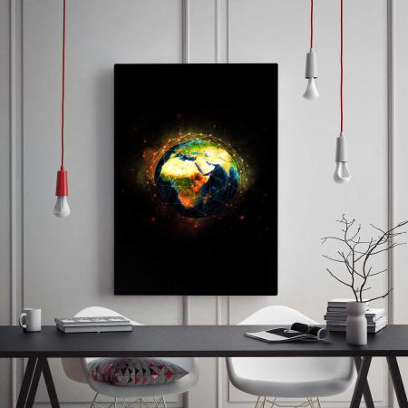Tablou Canvas - World1