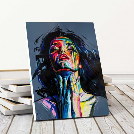 Tablou Canvas - Young Girl0