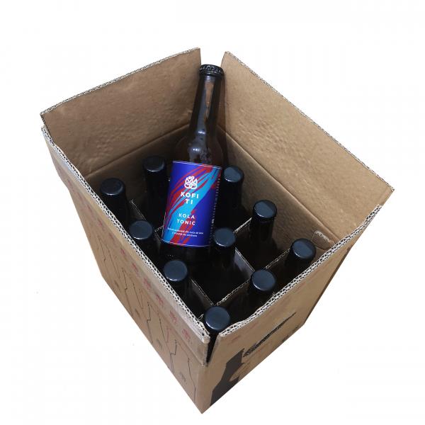 BAX 12 sticle Kola Tonic by Kofi Ti 0