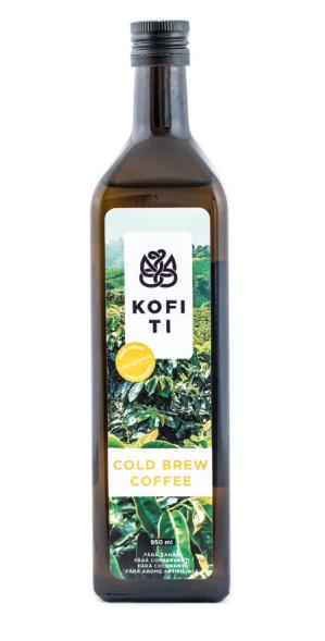 COLD BREW COFFEE, 950 ml 0
