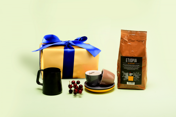 Specialty Coffee is coming to town 0